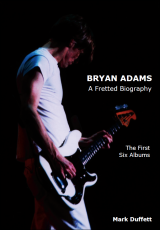 Bryan Adams Book Cover