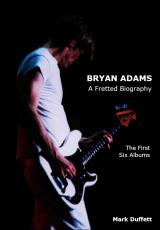 Bryan Adams Book Cover