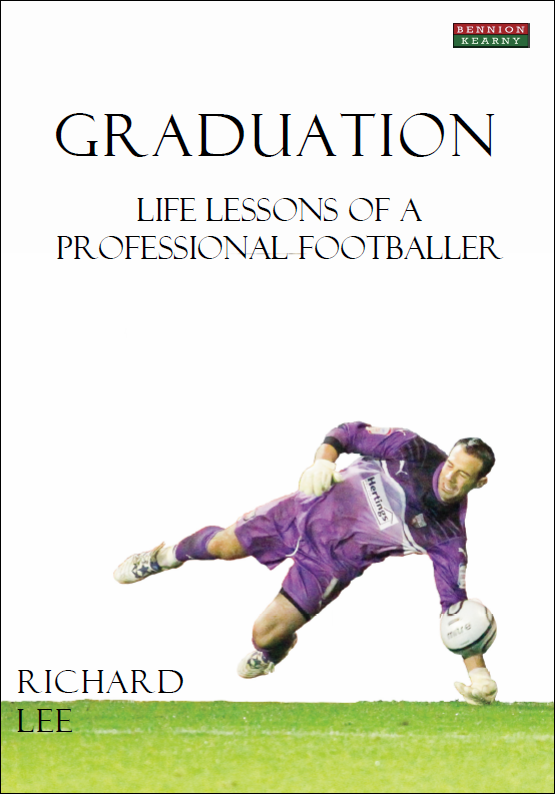 Graduation Richard Lee book