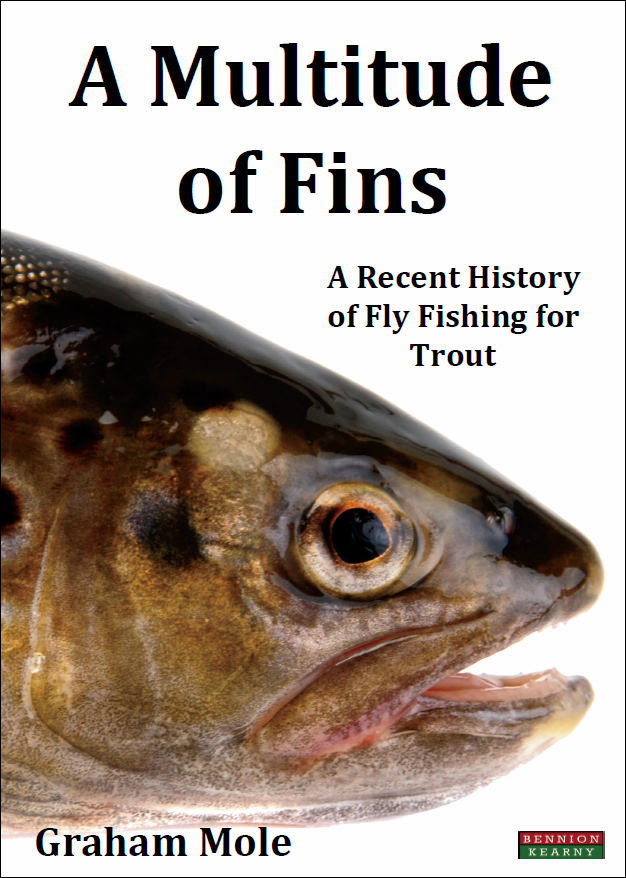A Multitude of Fins Fishing Book
