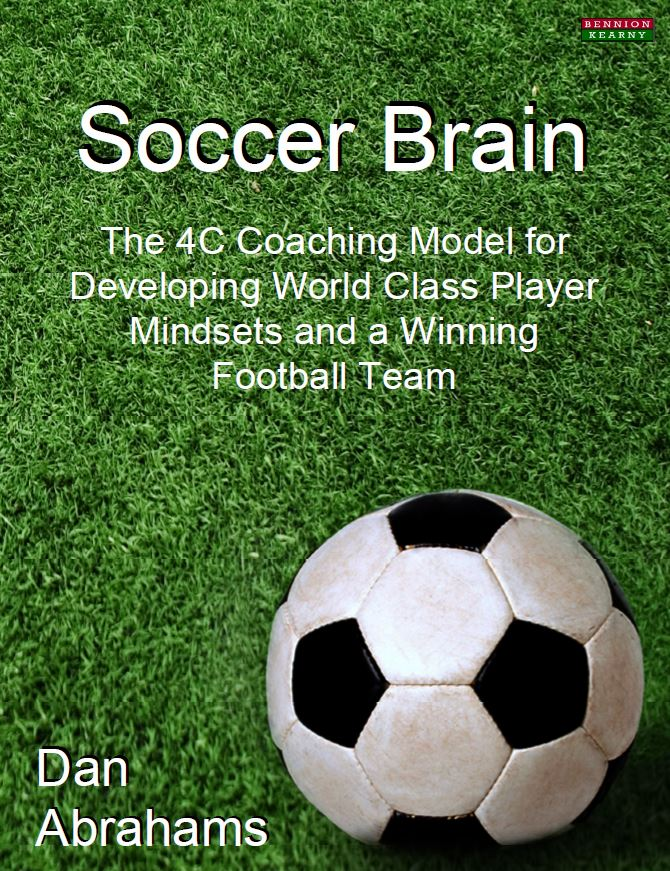 Soccer Brain Book Cover