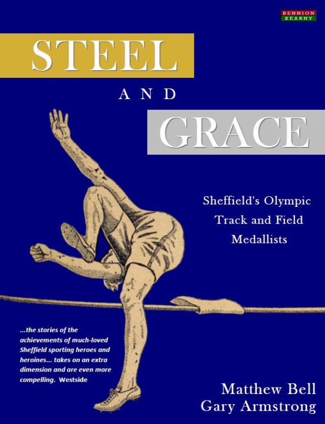Steel and Grace Book Cover