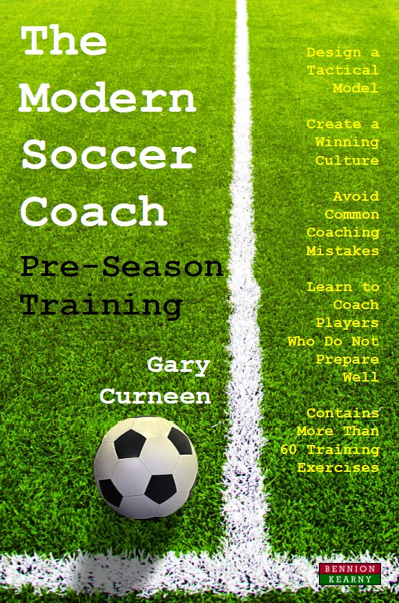 Gary Curneen Modern Soccer Coach Preseason Training
