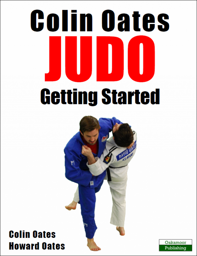 Colin Oates Judo Getting Started