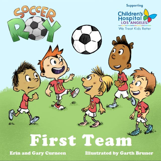 Soccer Roy First Team