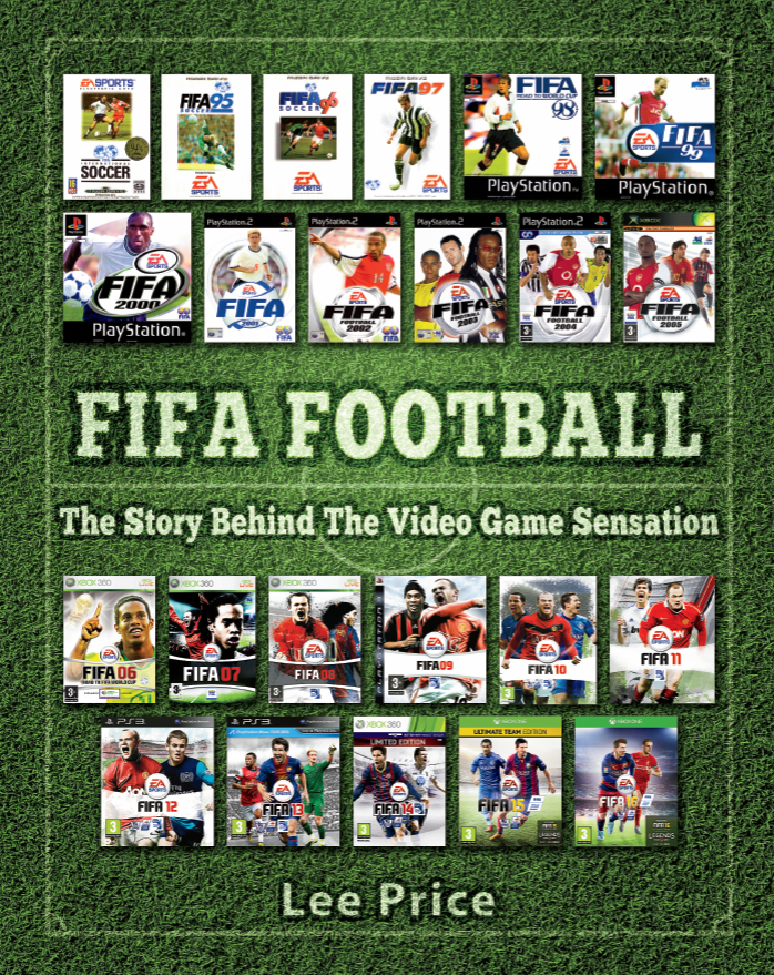 FIFA Football Video Game Book