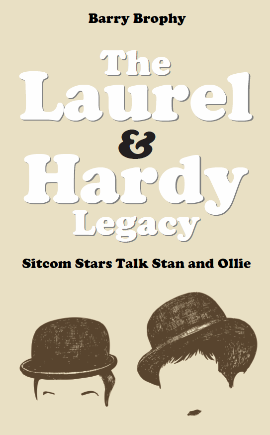 Laurel and Hardy Sitcom Stars Book
