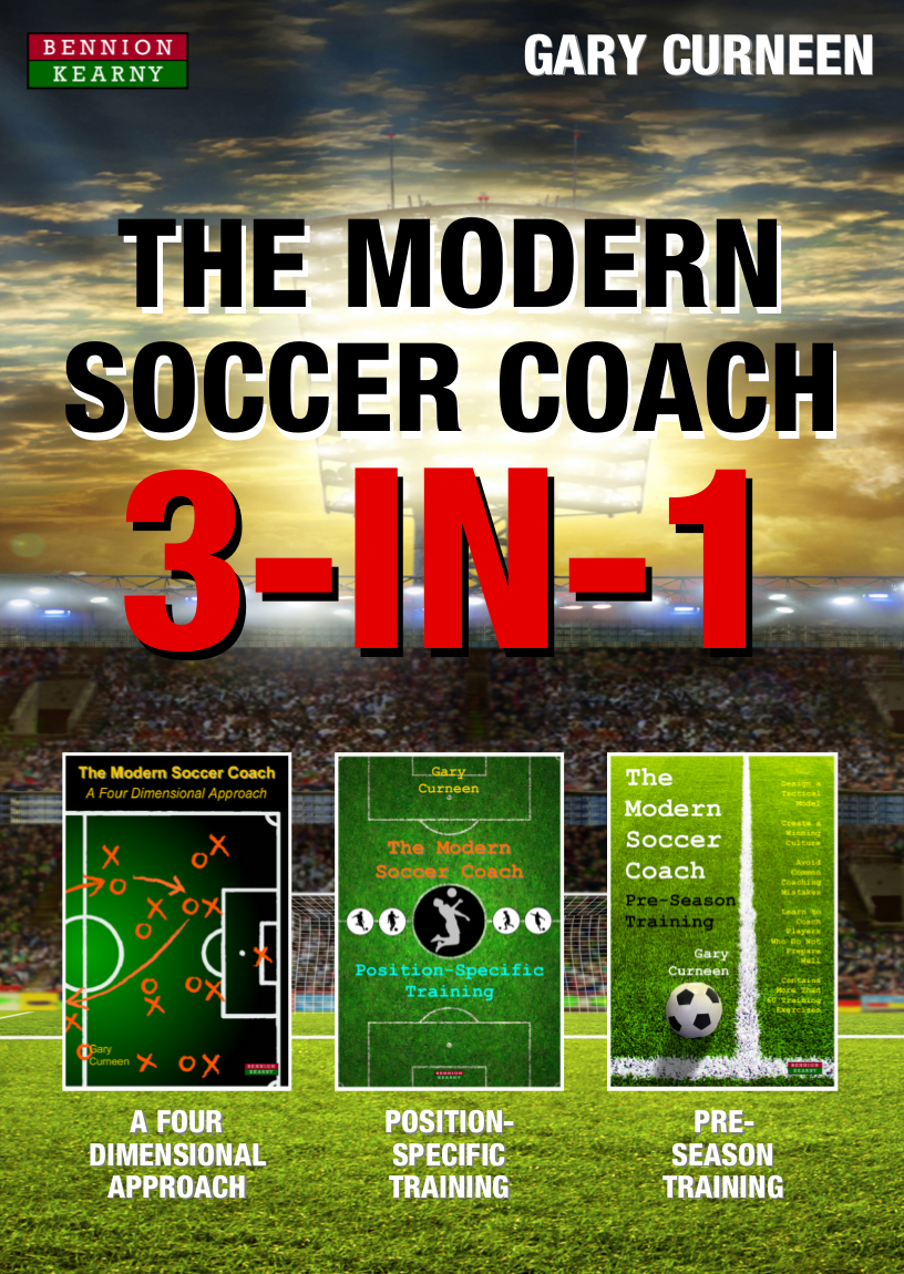The Modern Soccer Coach 3-in-1 Gary Curneen
