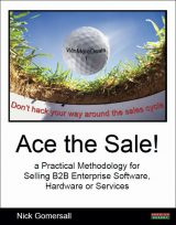 How to sell software   software sales book