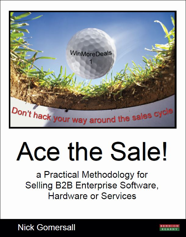 How to sell software | software sales book