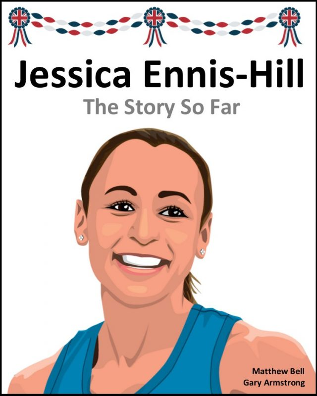 Jessica Ennis-Hill Book