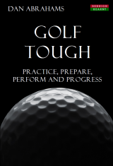 Golf Psychology Book Cover | Golf Tough