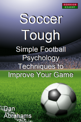 Soccer Tough - Soccer Psychology Book