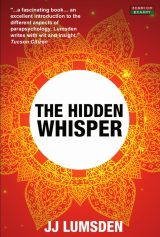 The Hidden Whisper Parapsychology Book Cover