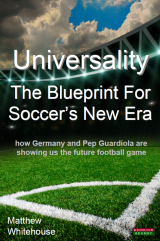 Universality Pep Guardiola Book Cover