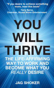 You will Thrive Jag Shoker Book