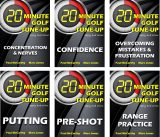 20 Minute Golf Tune Up Book Series