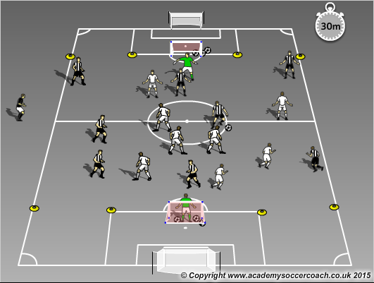 Soccer Training Session | Blueprint