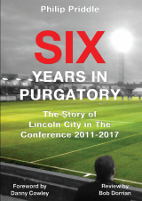 Lincoln City Book - Priddle Cowley Dorrian