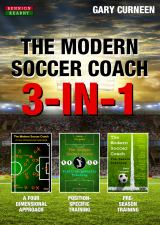 The Modern Soccer Coach 3-in-1 Gary Curneen
