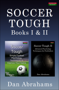 Soccer Tough Books 1 and 2