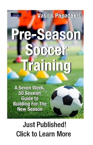 Just Published soccer book