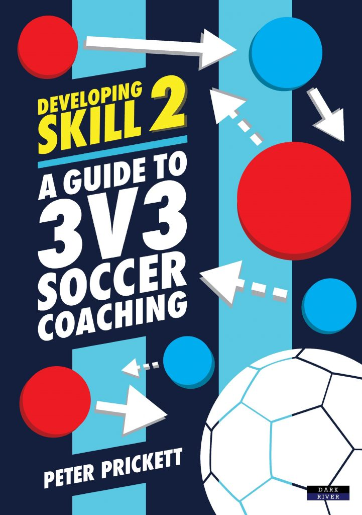 3v3 Soccer Coaching Book 2