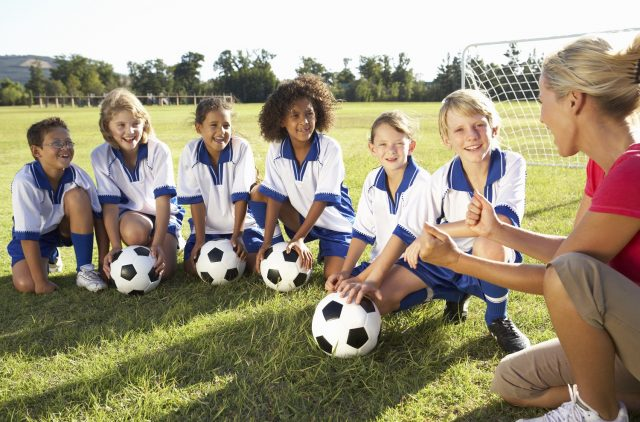 Coaching Youth Soccer Psychology