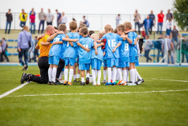 Coaching Youth Soccer Togetherness