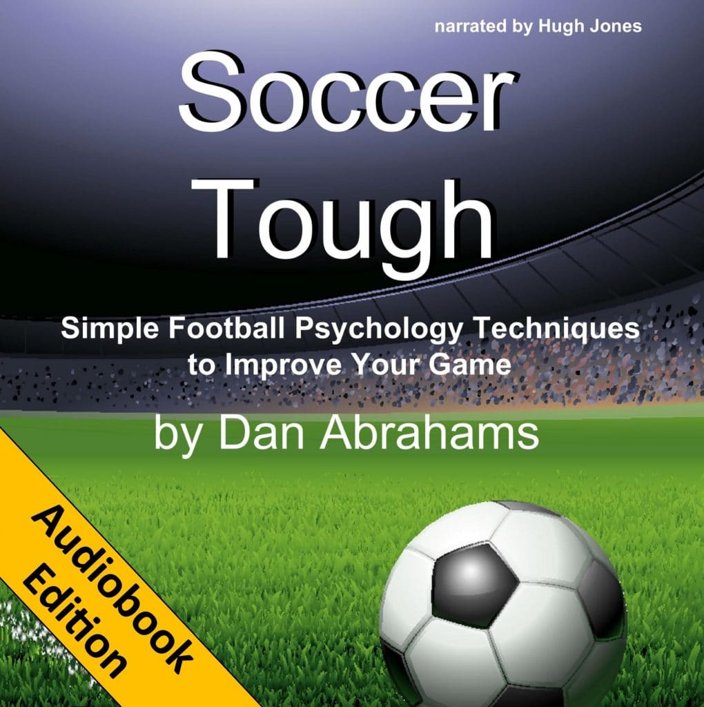 Soccer Tough Audiobook