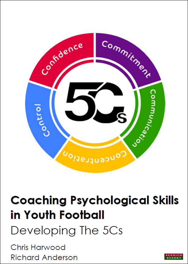 Coaching Psychological Skills in Youth Football: Developing The 5Cs
