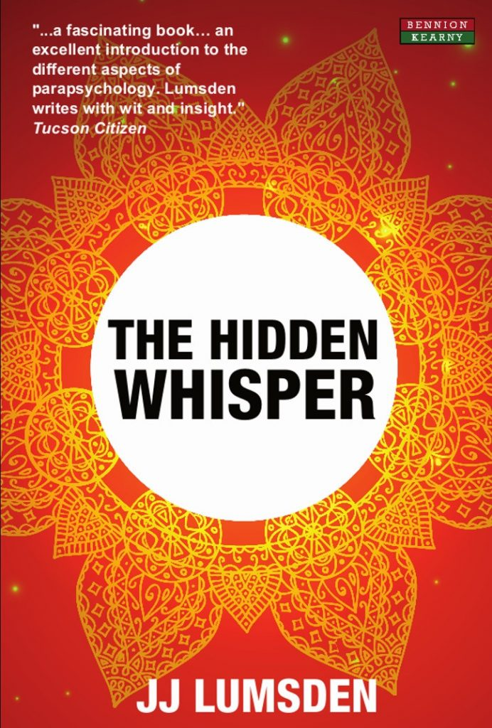 The Hidden Whisper Paranormal Mystery book